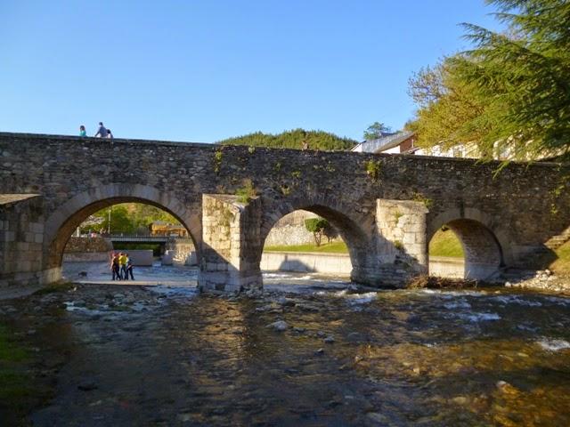 Puente de los Peregrinos. Molinaseca