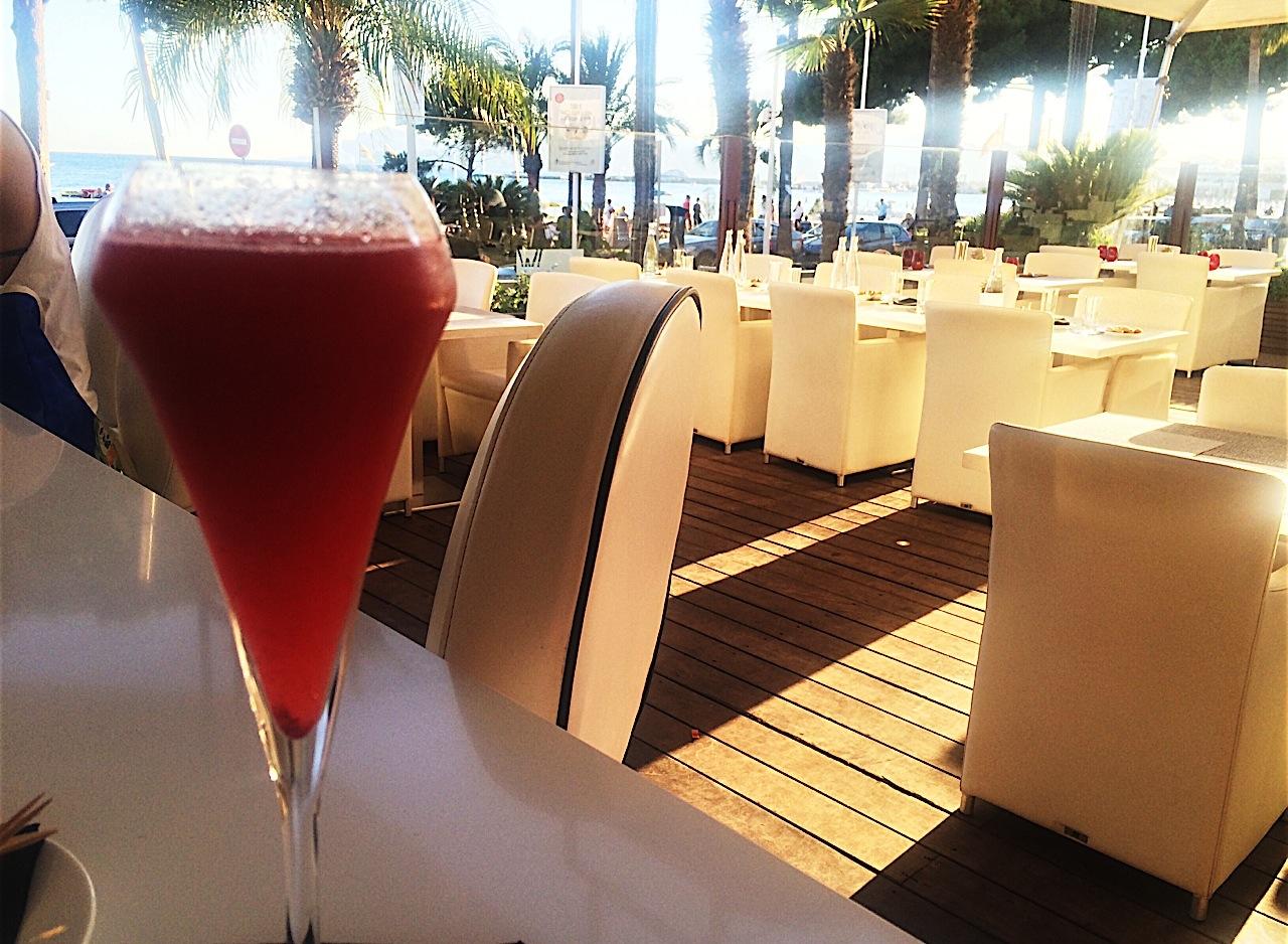Luxury Restaurant in Nice, France