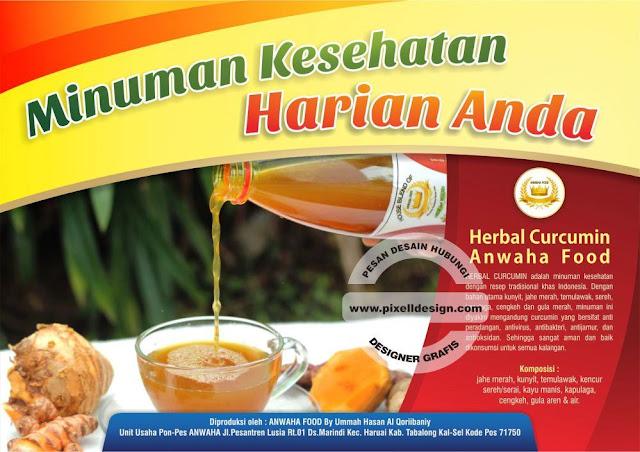 Iklan Minuman Kesehatan