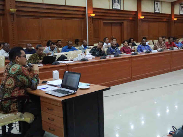 KPK Minta Penganggaran Pembangunan Papua Wajib Gunakan E-Planning