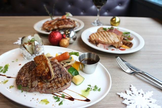 【節日限定】Mr.Steak 聖誕主題 Semi Buffet 帶來八大主菜 $278 起