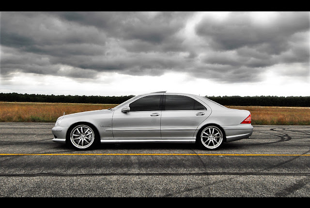 Mercedes S W Rims on mercedes benz cl amg c