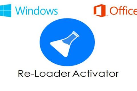 تحميل اداة تفعيل وتنشيط كل اصدارات الويندوز والأوفيس Re-Loader Activator