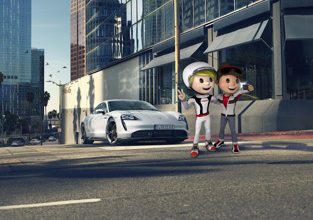 PORSCHE 4KIDS IS FREE OFFER TO FAMILIES
