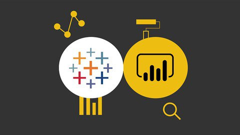 Create Analytics Dashboard with PowerBi and Tableau [Free Online Course] - TechCracked