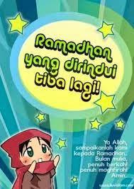 Gambar Kata Lucu Puasa Ramadhan