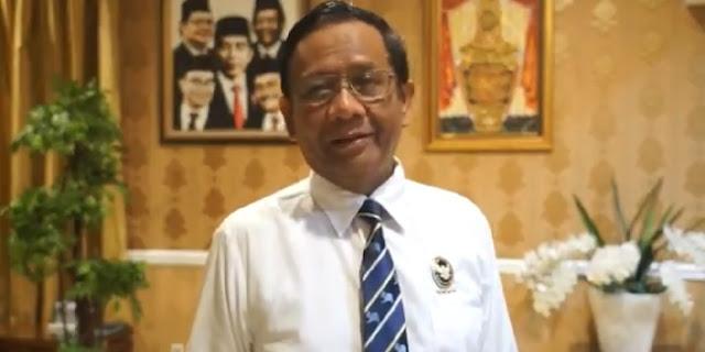 30 Ribu Narapidana Bebas, Mahfud MD: Tidak Ada Rencana Memberi Remisi Napi Korupsi