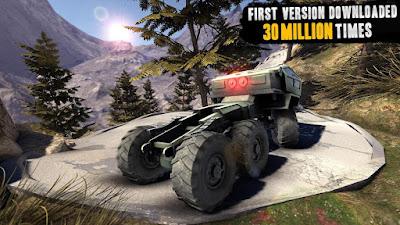 Download Truck Evolution : Offroad 2 v1.0.5 APK