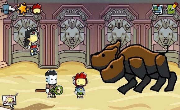 Scribblenauts Unmasked A DC Comics Adventure PC Screenshot 01