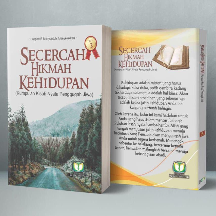 Buku Secercah Hikmah Kehidupan Media Tashfiyah
