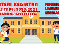 MPLS Tahun Pelajaran 2020/2021 Online Untuk SD, SMP, SMA/SMK