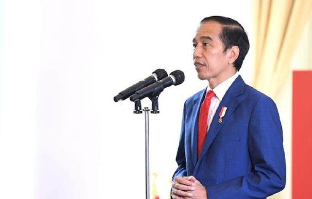 jokowi luncurkan bantuan rp 600 ribu untuk pegawai gaji dibawah 5 juta