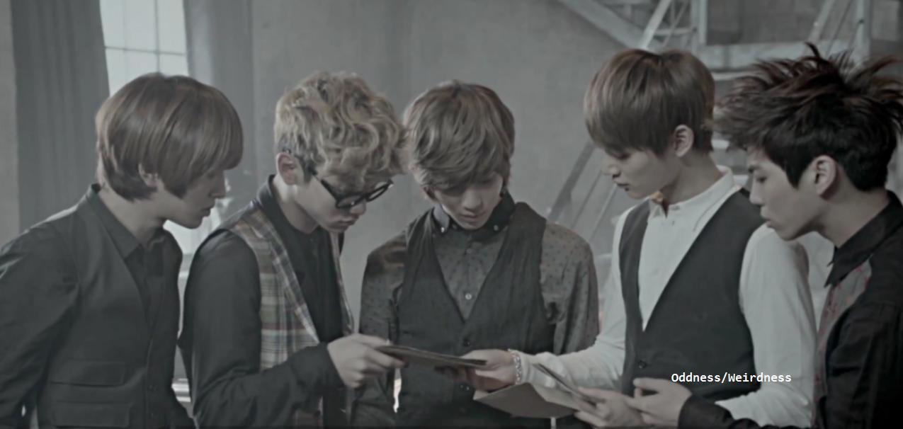 Oddness/Weirdness: Shinee Sherlock MV Teaser Just Released! Shinee Key Sherlock