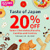 Daiso Japan - Robinson's Sta. Rosa - 20% OFF on Select Chocolates Biscuits Candies and Cookies