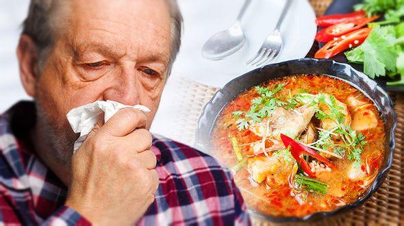 10 Makanan Alami untuk Flu Berat yang Ampuh