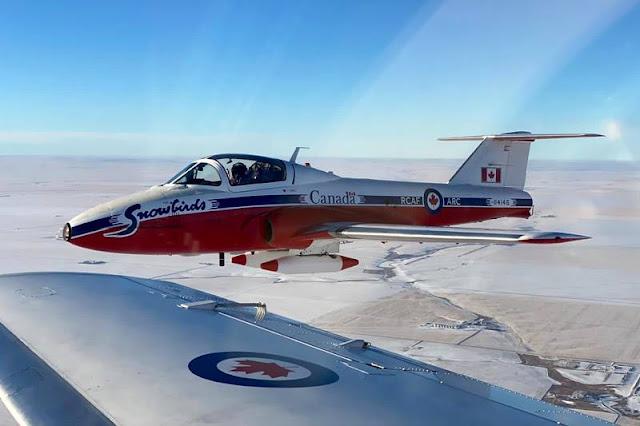 Canada upgrade Snowbirds Tutor