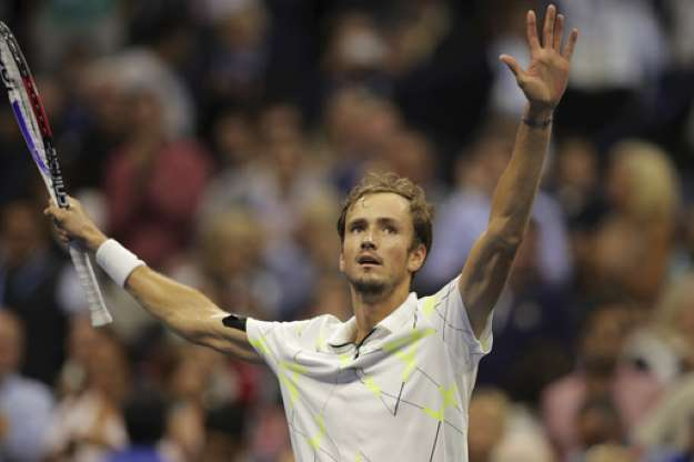 Nadal edges Medvedev for 4th US Open title, 19th Slam trophy
