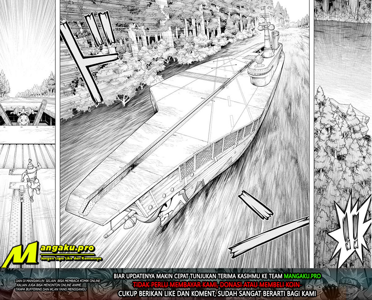Dr. Stone Chapter 163 - 16