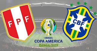 مشاهدة مباراة البرازيل وبيرو بث مباشر 2019-07-07 كوبا أمريكا 2019
