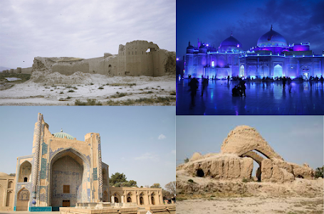 Balkh-Where Is Afghanistan Located