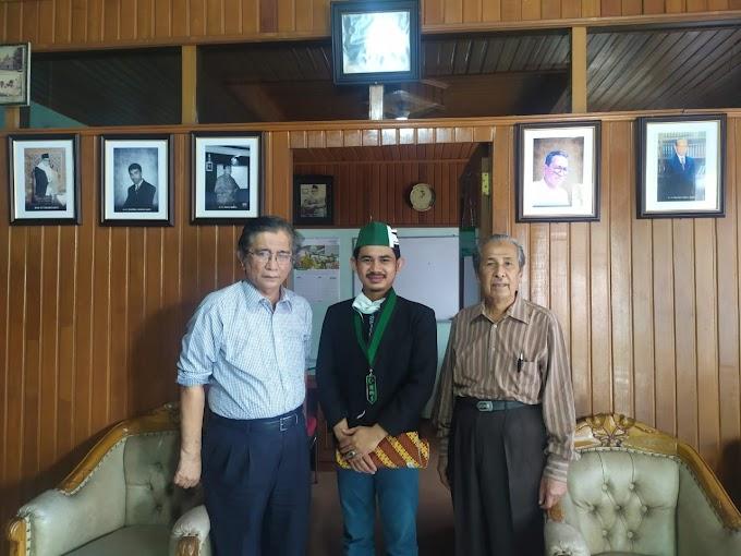 Ketua Yarsi Sumbar Apresiasi Gerakan Padang Melawan Corona Yang Gagas HMI Cabang Padang