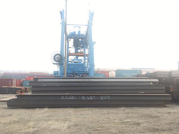 Thép tấm đóng tàu AH36 Hyundai