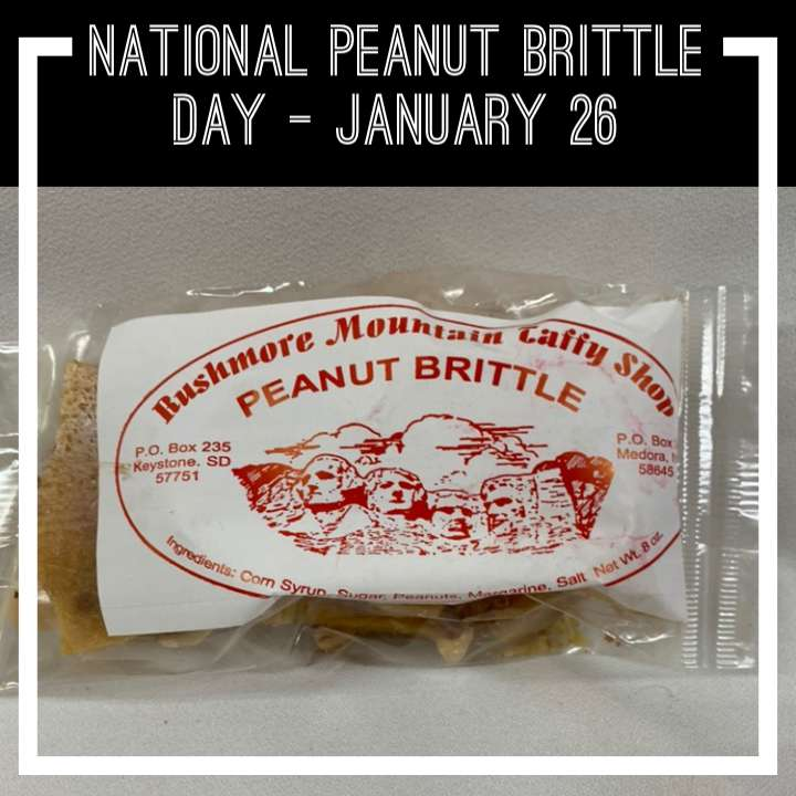 National Peanut Brittle Day Wishes for Whatsapp