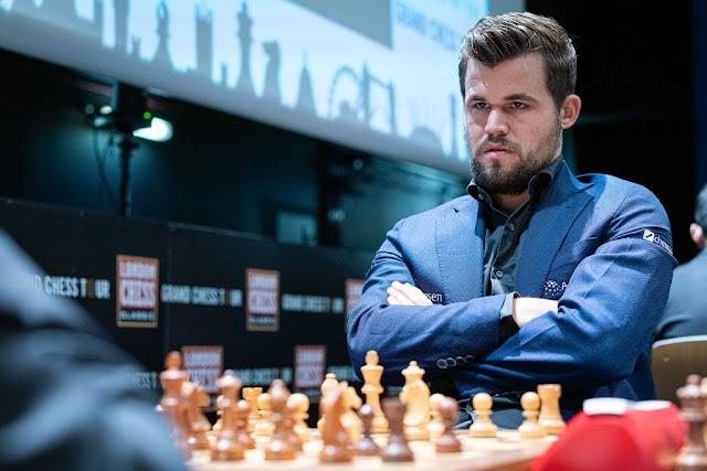 A világbajnok Carlsen nyerte a stavangeri sakktornát