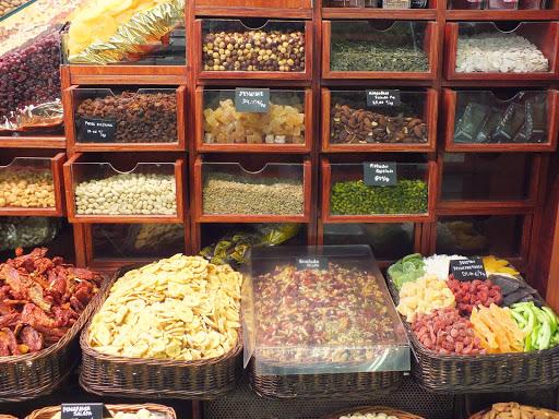 Barcellona mercato Boqueria