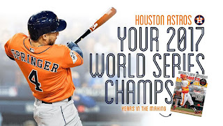 Houston Astros are the 2017 MLB World Series Champs