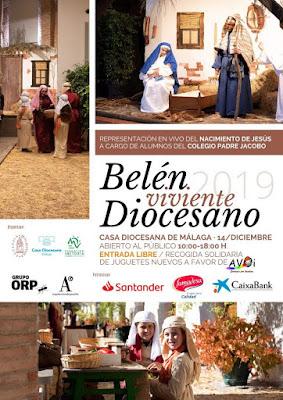 Málaga - Belén Viviente Diocesano 2019
