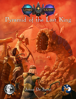 S&W 3rd Party Pick: Pyramid of the Lost King On Sale Now!