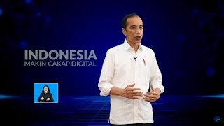 "KOMINFO  LUNCURKAN PRONAS "" INDONESIA MAKIN CAKAP DIGITAL"""
