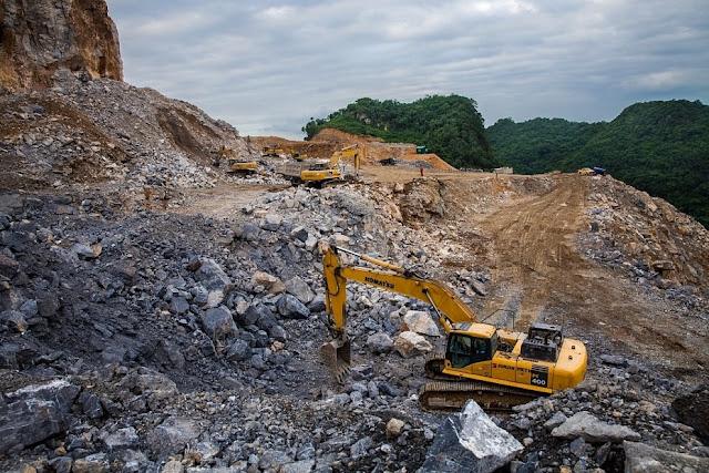 Kỳ 1: Xi măng Sông Lam 'ung dung' tận thu khoáng sản