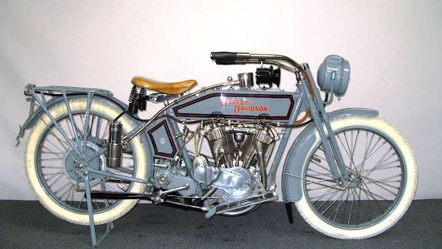 Harley-Davidson Model 11F HD Wallpaper