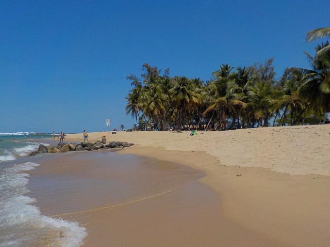 Vanha San Juan / Puerto Rico Karibian risteilyllä - kokemuksia lasten kanssa hiekkarannalta
