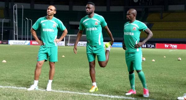 Hadapi Perseru Serui, Trio PSG Jadi Andalan Madura United