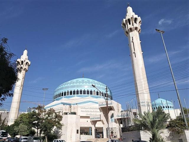 Moschea di Re Abdullah I