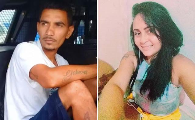 Homem se entrega à polícia e confessa ter matado a mulher;  IIdeneide Pessoa era natural de Brejo-MA
