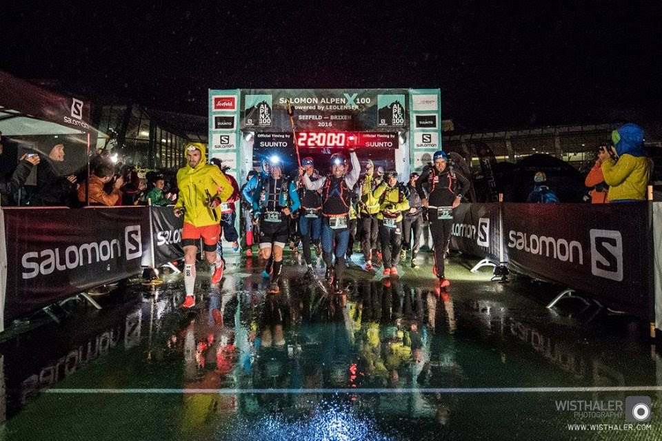 Iker Karrera vence la Salomon Alpen X 100