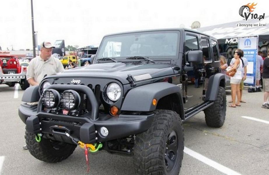 Kuronialte Review Jeep Wrangler Cod Mw 3 Special Edition