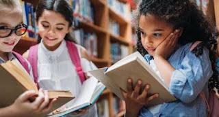 Melatih anak gemar membaca
