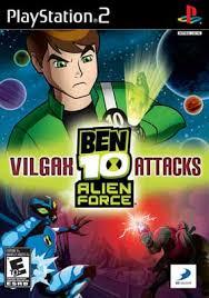 Ben 10 Alien Force Vilgax Attacks PS2 Torrent