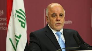 رئيس الوزراء العراقي حيدر العبادي يلغي زيارته إلى إيران