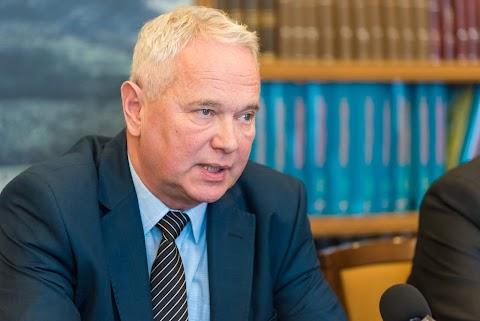 Megalakult a Veszprém Megyei Közgyűlés, újraválasztották Polgárdy Imre elnököt