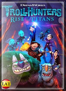 Trollhunters: El Despertar de los Titanes (2021) DVDRIP LATINO