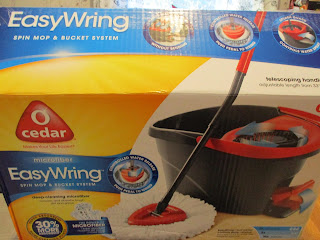 Missys Product Reviews O Cedar Easywring Spin Mop