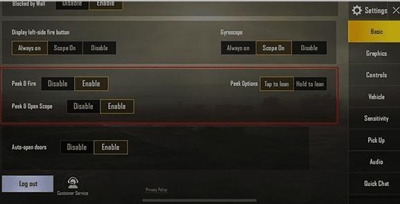 Cara Setting Control Terbaik Untuk PUBG Mobile. 4