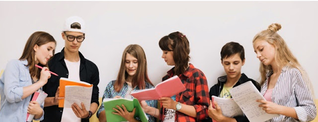 Membentuk / Bergabung Kelompok Belajar
