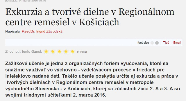 http://zshu.sk/index.php/o-skole/triedy-pre-nadanych-ziakov/item/461-exkurzia-a-tvorive-dielne-v-regionalnom-centre-remesiel-v-kosiciach